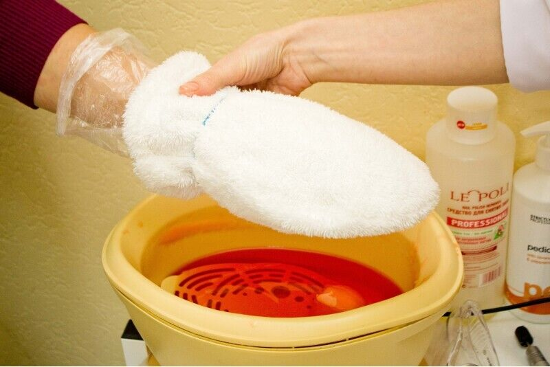 Как сделать парафиновую ванночку для ног - ЮгАгро