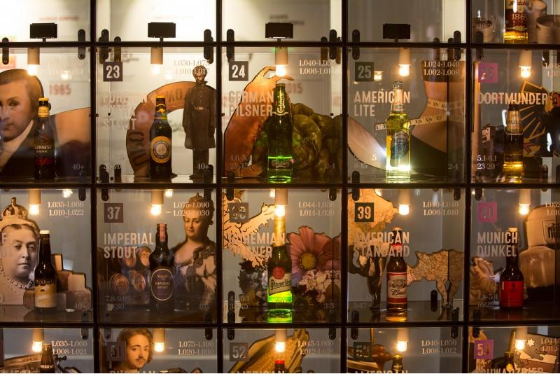 Ekskursija pa alus muzeju – Aldara alus darbnīcā alus someljē pavadībā Rīgā