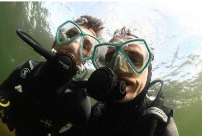 Ознакомительное погружение с подводной фотосессией  для 2 человек
