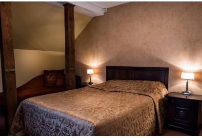 """Romantiškas poilsis dviems """"Grafo Zubovo"""" viešbutyje"""