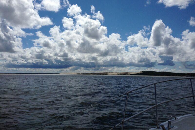 Морская прогулка на корабле Austėja по Куршскому заливу