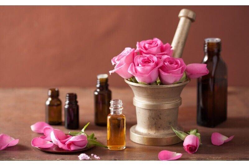 Rožu aromterapija