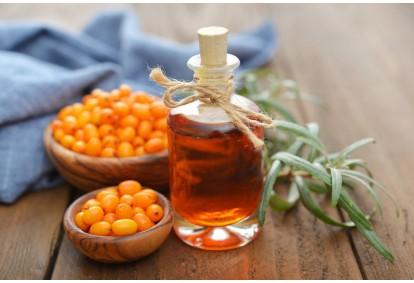Medus un smiltsērkšķu aromterapija