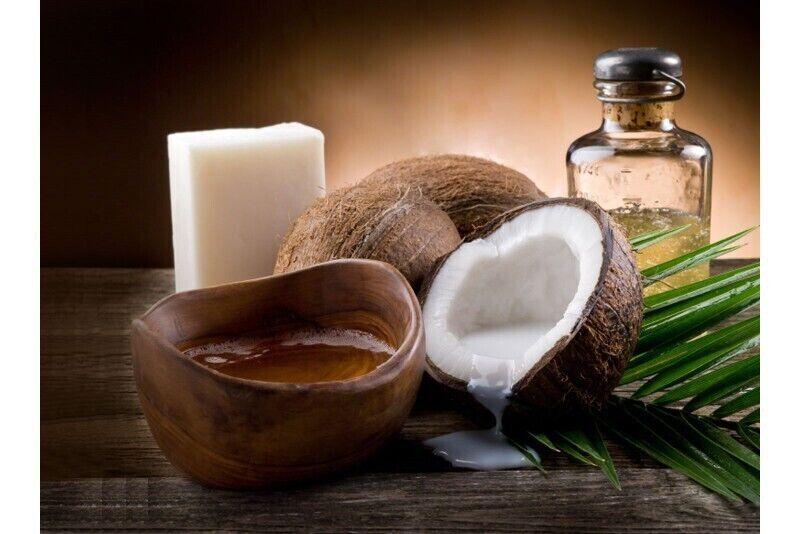 Kokosa eļļas aromterapija
