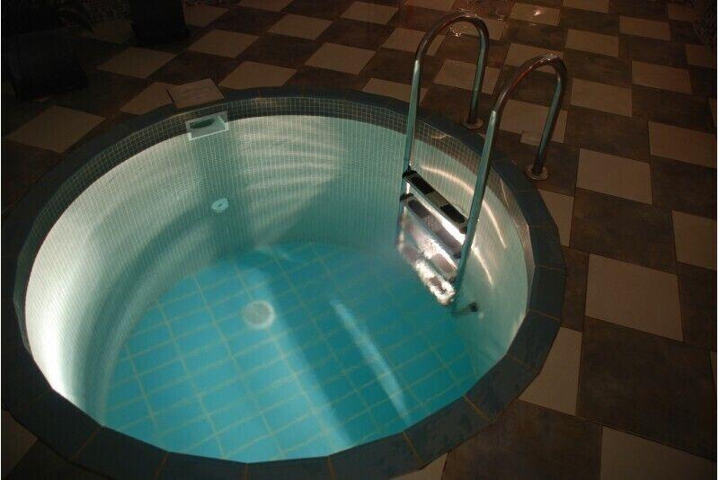 SPA un peldbaseina apmeklējums diviem