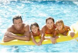 SPA un peldbaseina apmeklējums ģimenei
