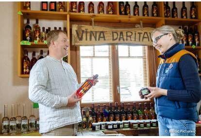 Dāvanu karte vīna veikaliņā