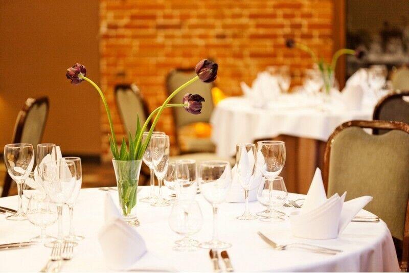 Vakariņas viesnīcas restorānā Europa BEST WESTERN Santaka