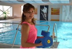 Ūdens aerobika, abonements 8 nodarbībām