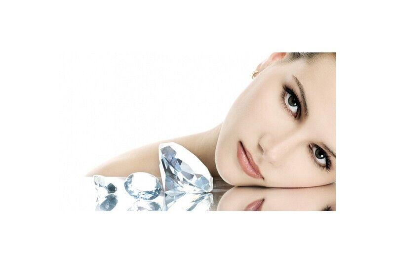 Dimanta sejas mikrodermabrāzija