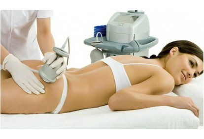 Ultraskaņas kavitācijas procedūra ķermenim