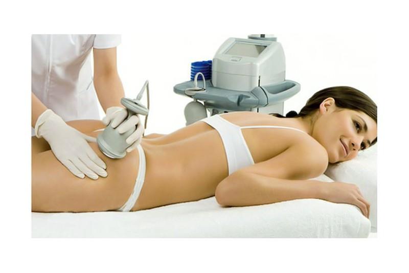 Процедура ультразвуковой кавитации для тела