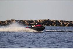 Brauciens ar  ūdens  motociklu  Sekļa ezerā  (40 min.)