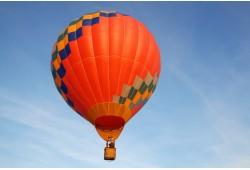 Nepamirštamas skrydis oro balionu Šiauliuose