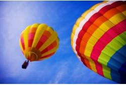 VIP skrydis oro balionu Panevėžyje 3-4 asmenims