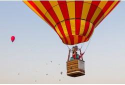 Romantisks lidojums ar gaisa balonu 2 personām Klaipēdā