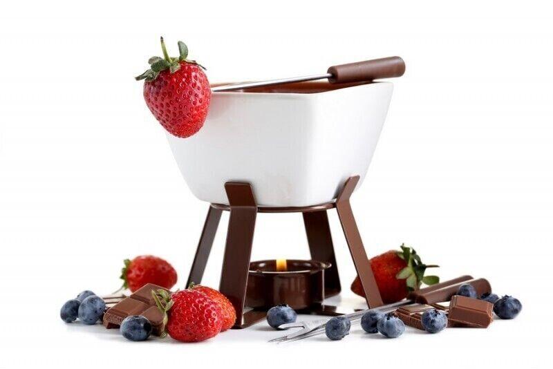 Šokolādes fondī Kauņā