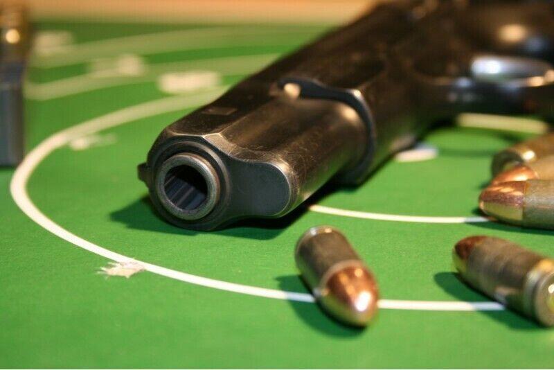 """Программа экстремальной стрельбы для двоих """"3x3"""" в Вильнюсе"""