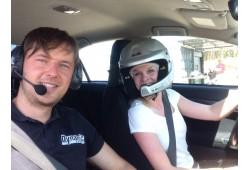 Apmācība ekstrēmai braukšanai ar Jūsu auto kopā ar profesionālu autorallistu.