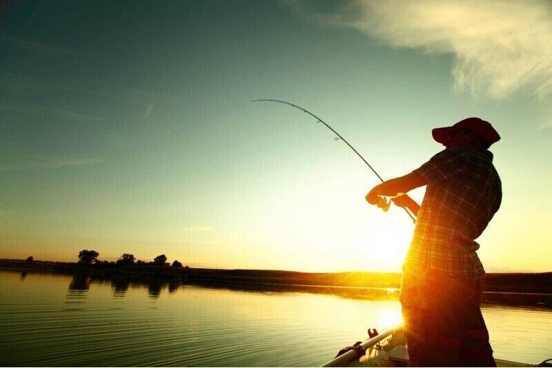 Рыбалка с судна в Каунасском водохранилище для компании из 1-12  друзей