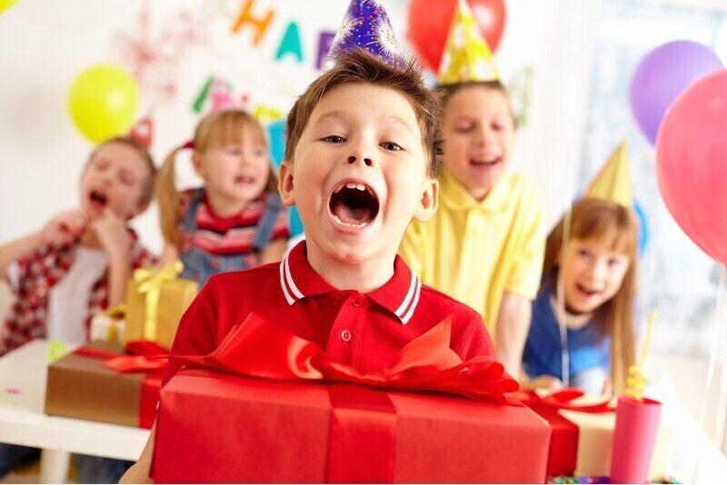 Ballītes vai dzimšanas dienas fotosesija