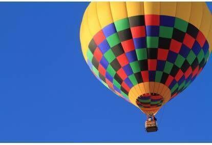 """Незабываемый полет на воздушном шаре над Вильнюсом или Тракаем с  """"Aleks baloon"""""""