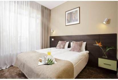 Романтическая ночевка для двоих в гостинице Babilonas в Каунасе