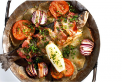 "Gurmaniška vakarienė ispanų restorane ""Barcelona"" Vilniuje"