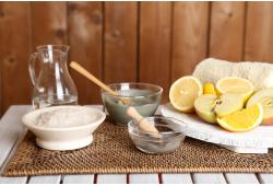 Lavandas, citrona, greipfrūta vai mandarīna SPA rituāls
