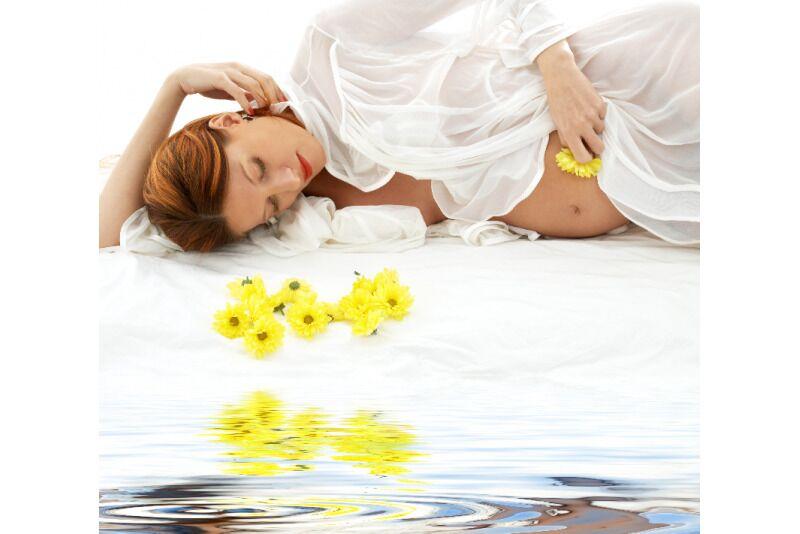 Лимфодренажный  массаж при беременности с помощью аппарата LPG