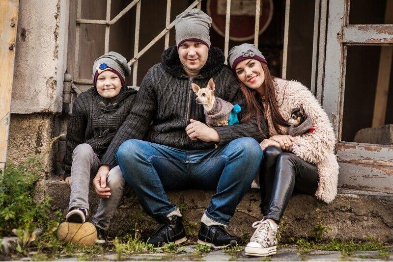 Ģimenes fotosesija Klaipēdā