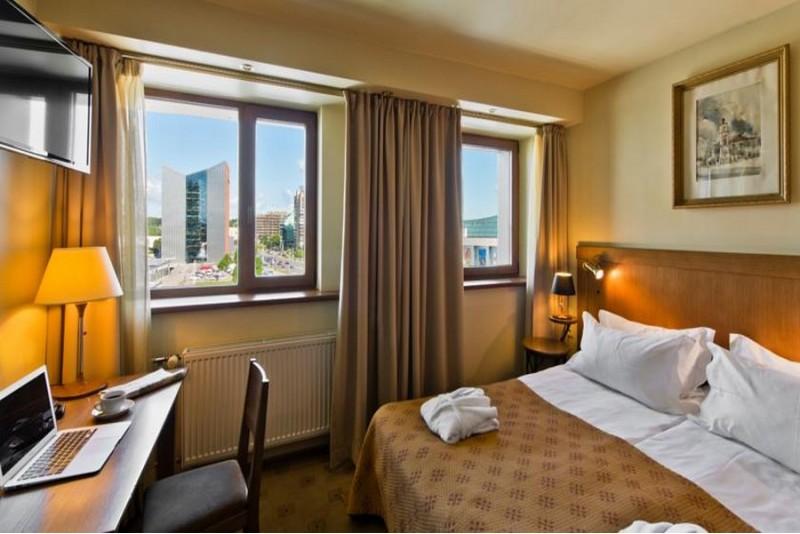 """Romantiska nedēļas nogale Viļņā, viesnīcā """"Best Western"""""""