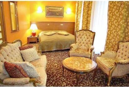 """Romantiškas poilsis + vakarienė \""""Pažaislis Park Hotel\"""""""