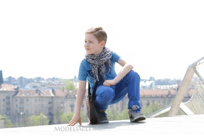 Stilīga individuālā fotosesija bērnam