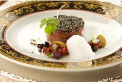 """Romantiška vakarienė """"Imperial by California Gourmet"""" restorane"""