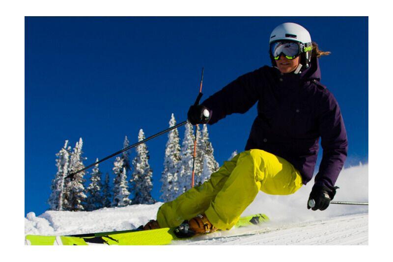 Aizraujoša atpūta Egļukalna slēpošanas bāzē