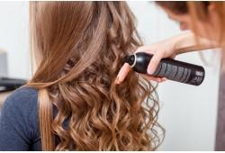 Klasiska matu šķipsnu balināšana + griešana + veidošana