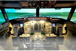 Skrydis Airbus 320 simuliatoriuje Vilniuje (1-4 asmenims)
