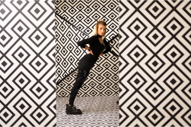 """Ilūzijas istabas """"Illusion Rooms"""" apmeklējums Viļņā divām personām"""