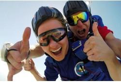 Tandem šuolis parašiutu su filmavimu Sasnavos aerodrome