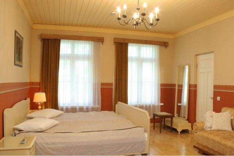 Романтические выходные в отеле Labanoras