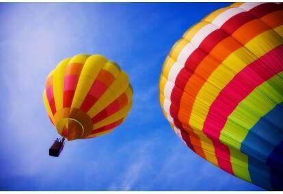 Aizraujošs lidojums ar gaisa balonu Tallinā, Pārnu vai Tartu