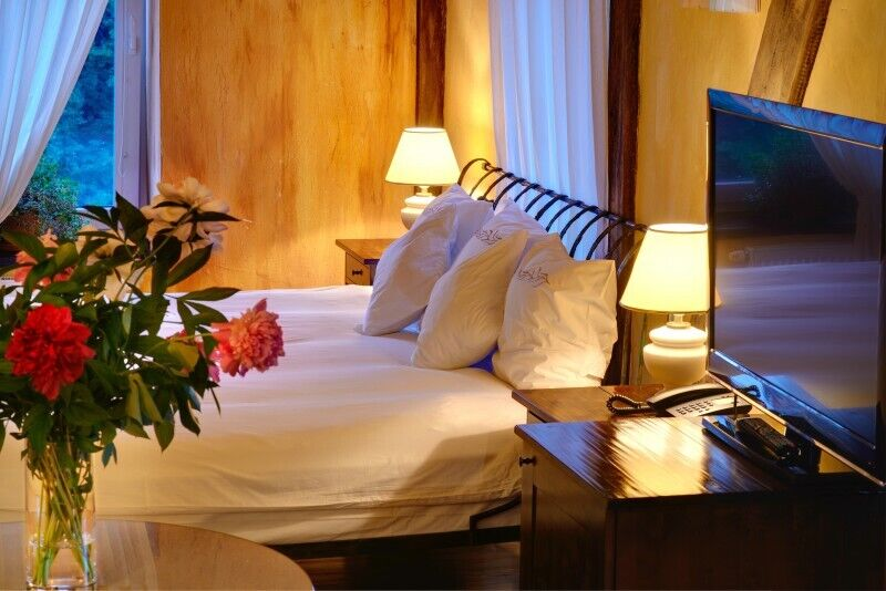 """Nakšņošana viesnīcā """"Romantic"""" un SPA procedūras ar brokastīm"""
