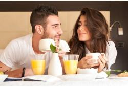 """Romantiska nakts ar vakariņām divatā viesnīcā """"Gamanta Art"""" Palangā"""