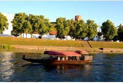 Plaukimas gondola 1-12 asmenų