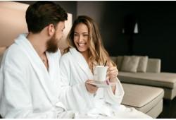 """Romantiska naktsmītne ar vakariņām diviem viesnīcā """"De Lita"""""""