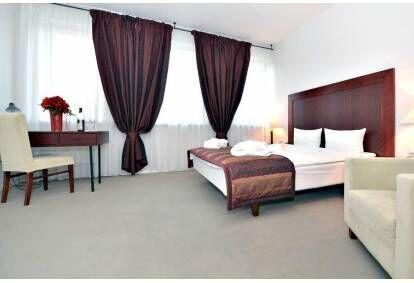 Романтический отдых в гостинице Navalis в Клайпеде