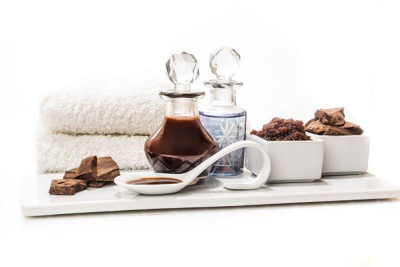 Šokolādes SPA rituāls pārim ar apelsīnu eļļu Rīgā