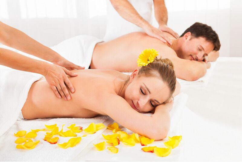 СПА ритуал для пары с выбранном Вами ароматом в Риге