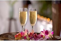 Romantiskas Šampanieša brīvdienas Dikļu pilī